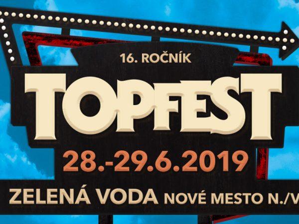 V piatok štartuje v areáli Zelená voda festival TOPFEST!