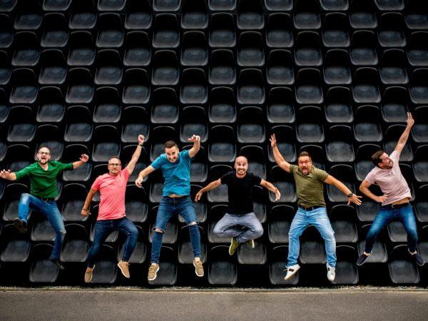 Kapela NO NAME odštartovala spoluprácu s veľkými menami českého filmu!