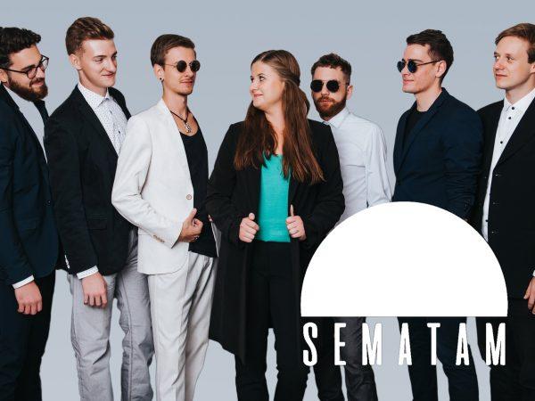 Skupina Sematam vydáva debutový album a vyráža na svoje historicky prvé turné!