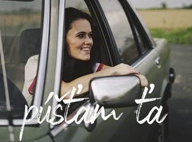 """Karmen Pál-Baláž s novým videoklipom a singlom """"Púšťam ťa""""."""