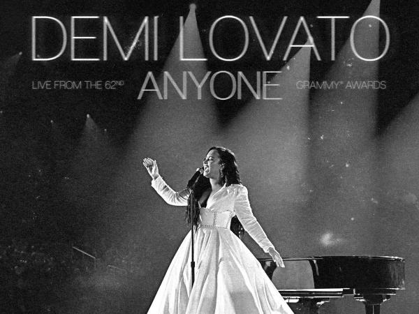 """Demi Lovato vydáva singel """"Anyone""""!"""