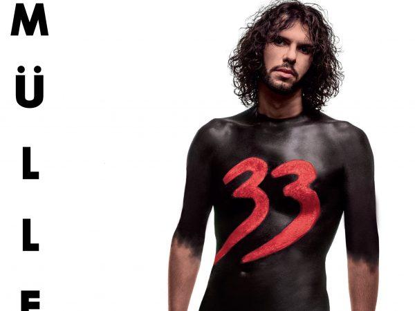 "Album ""33"" Richarda Müllera vychádza prvýkrát na vinyle."