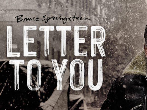 """Bruce Springsteen vydá 23. októbra nový štúdiový rockový album """"Letter To You""""."""