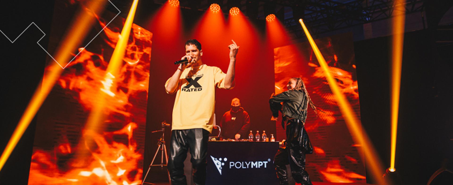 "Majk Spirit pokrstil album ""ARTIST"" počas online koncertu kanabidiolom (CBD)."