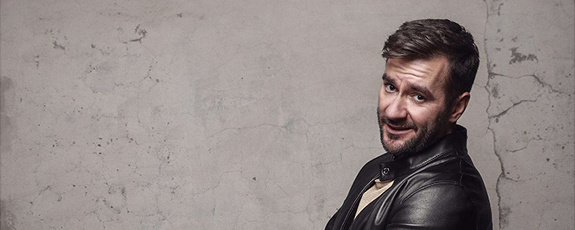 """Marek Ztracený presúva turné """"RESTART 2021"""" a vydáva koncertné DVD s venovaním."""