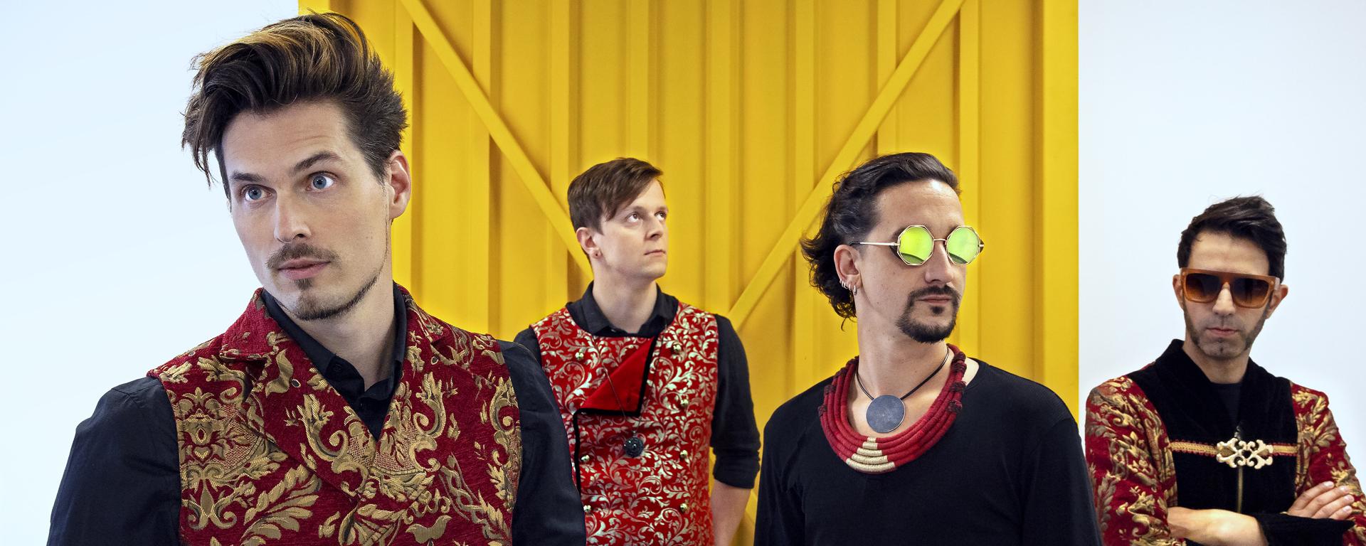 """""""Jivin'"""" kapely King Shaolin eskaloval na druhú najhranejšiu skladbu a teraz dostal aj nový vizuál."""