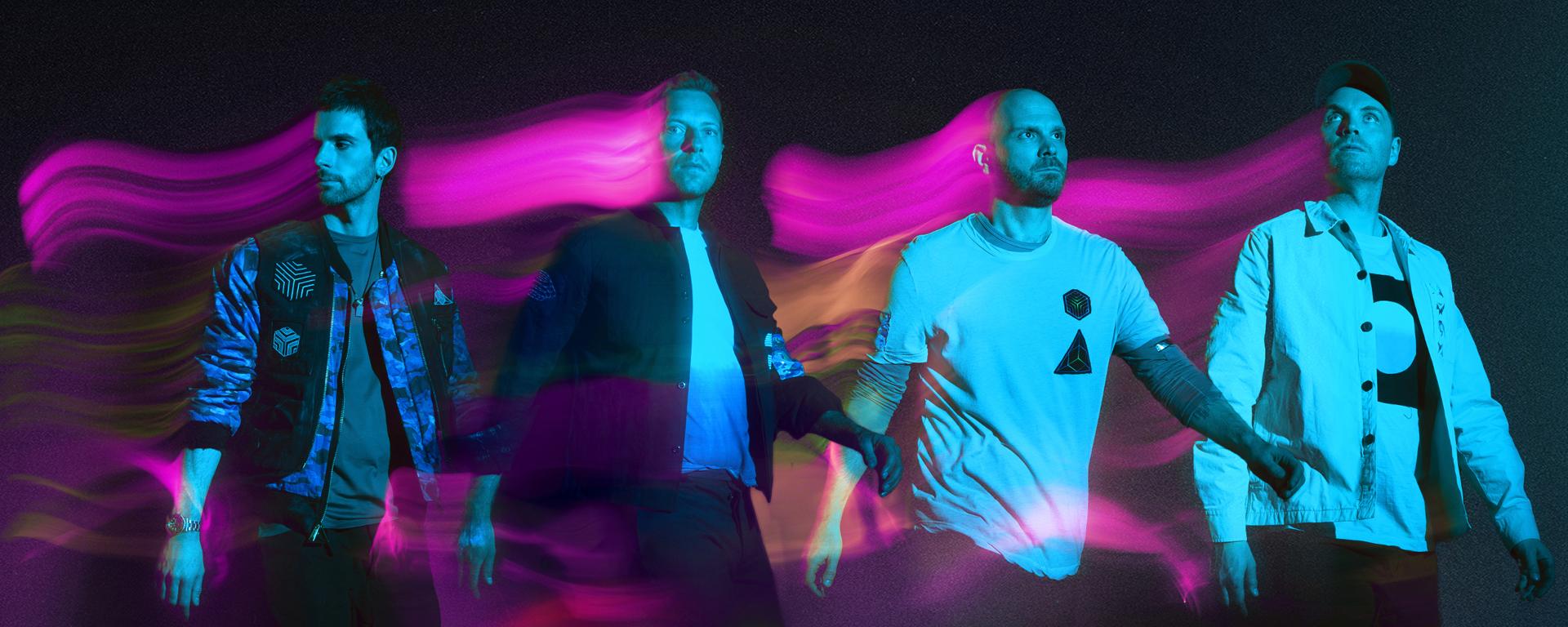 """Coldplay oznámili vydanie nového singlu """"Higher Power""""."""