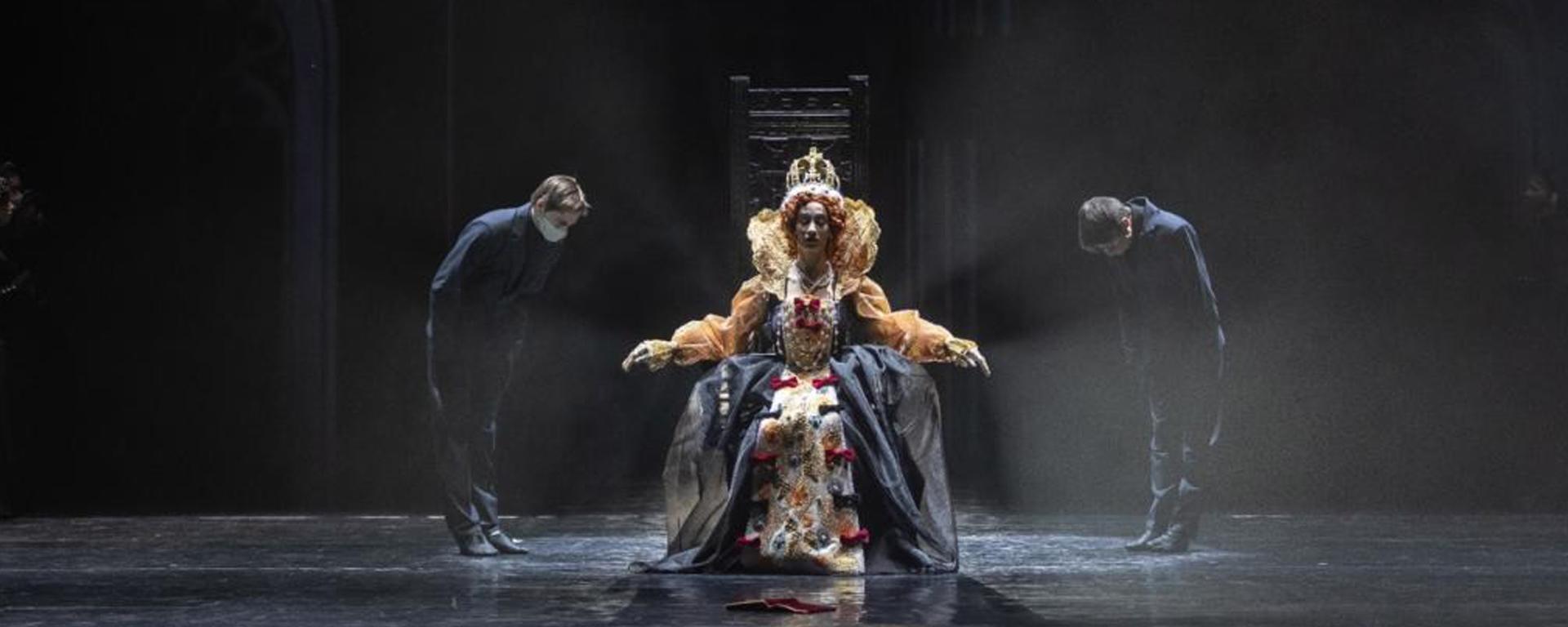 """Oslávte Európsky deň opery s online premiérou košickej inscenácie """"Roberto Devereux""""."""