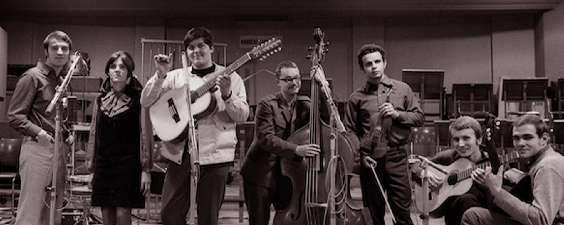 Debutový album Rangers z roku 1969 vychádza na LP a v rozšírenej CD reedícii.
