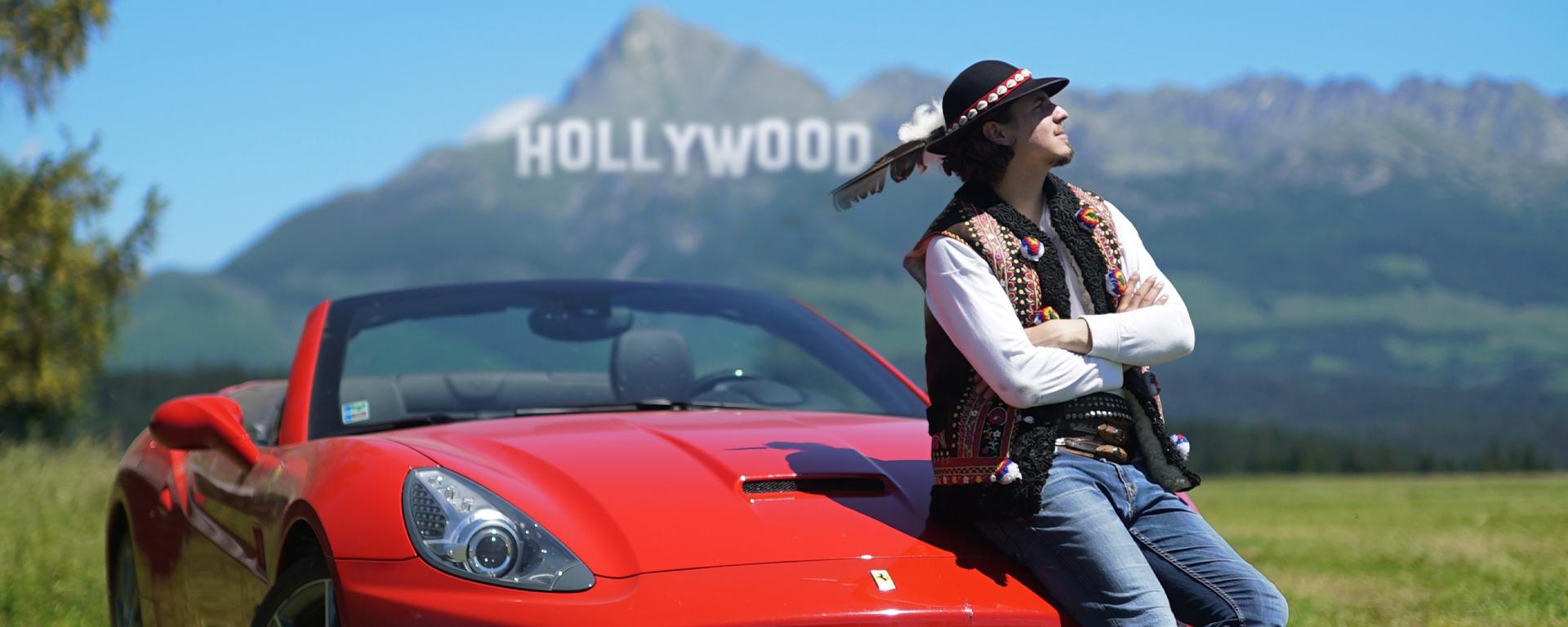 Kapela Iconito má na svedomí veľký nápis Hollywood, ktorý pribudol na Kriváni!
