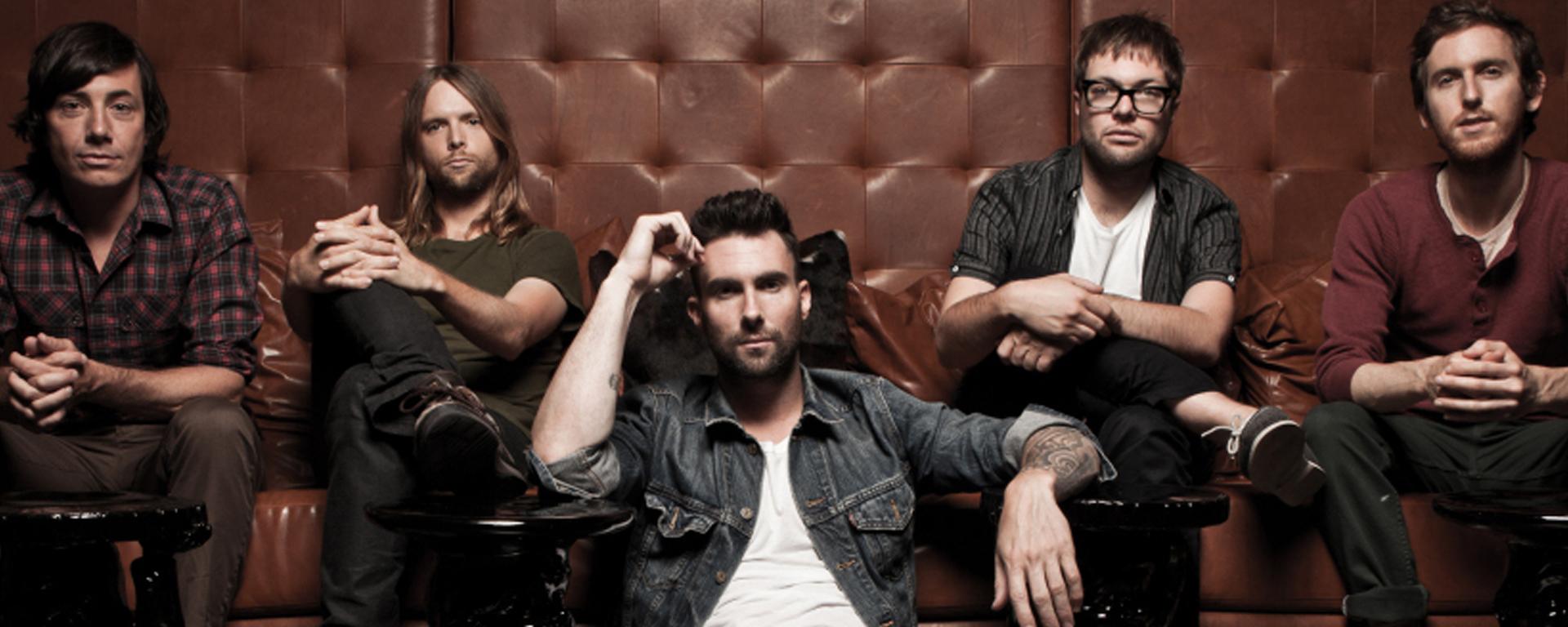 """Maroon 5 vydávajú spoločne s novým albumom """"JORDI"""" aj singel """"Lost""""."""