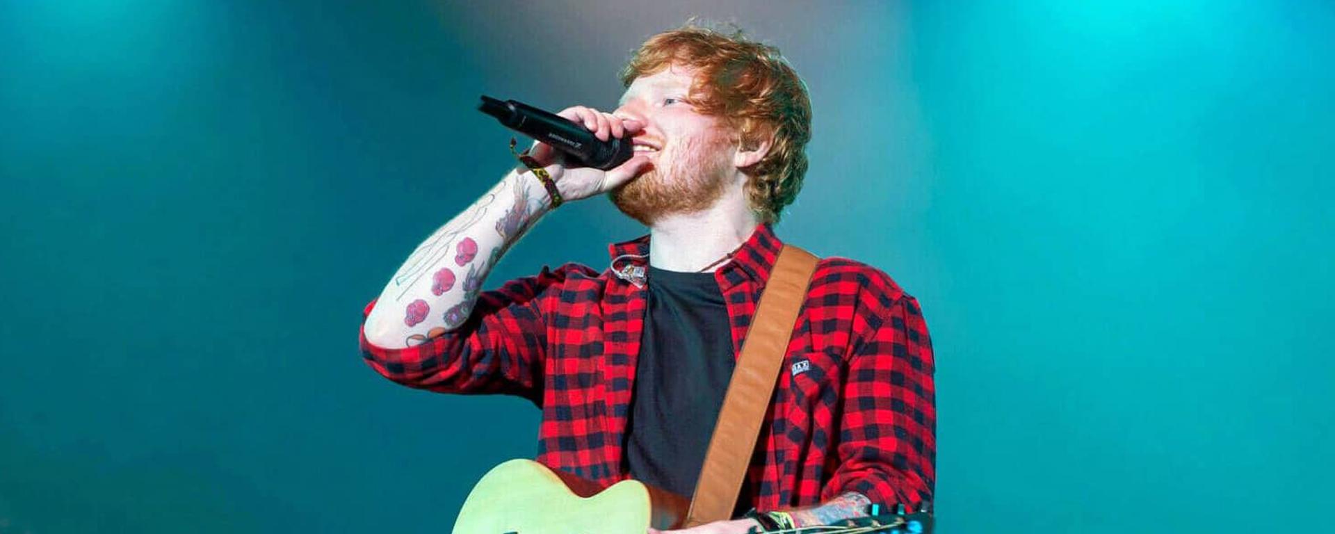 "Ed Sheeran oznámil vydanie nového singla ""Bad Habits""."