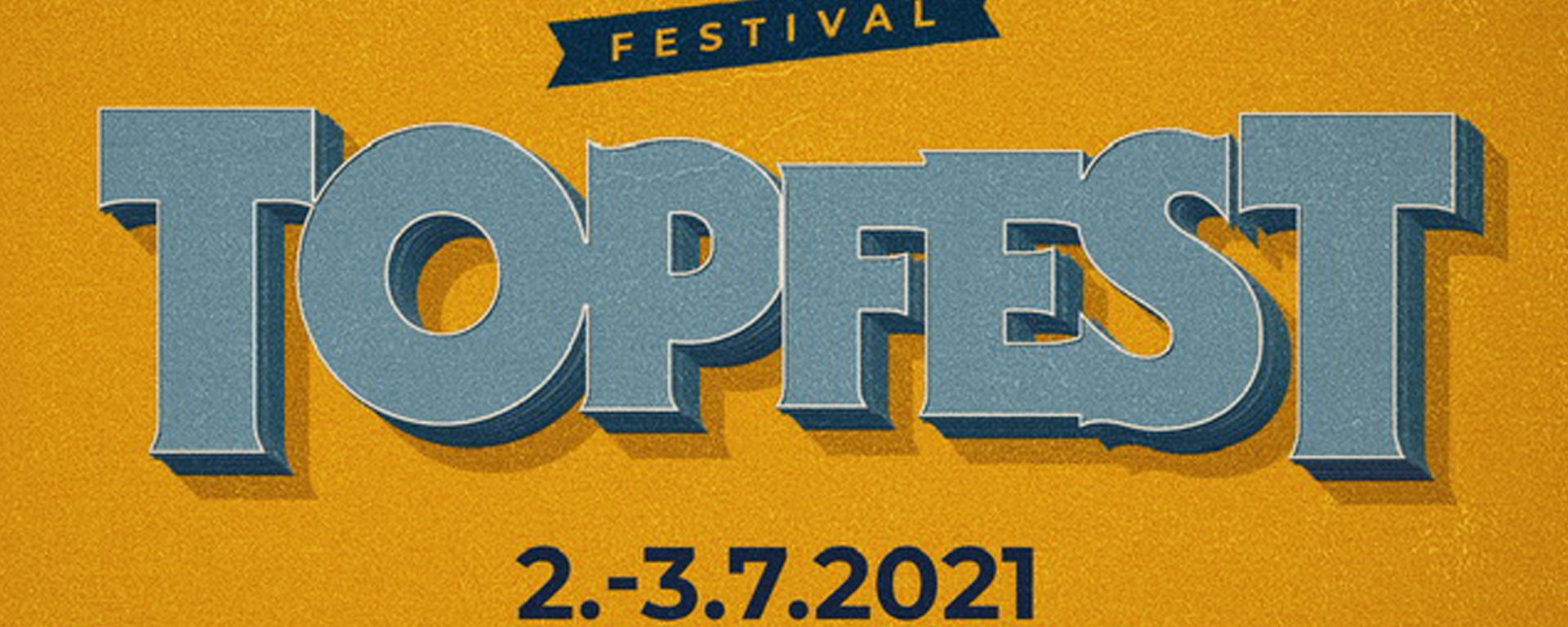 Festival TOPFEST bude na novom mieste! 2. až 3. júla to v Častkovciach roztočia Kabát, Horkýže Slíže aj INEKAFE!