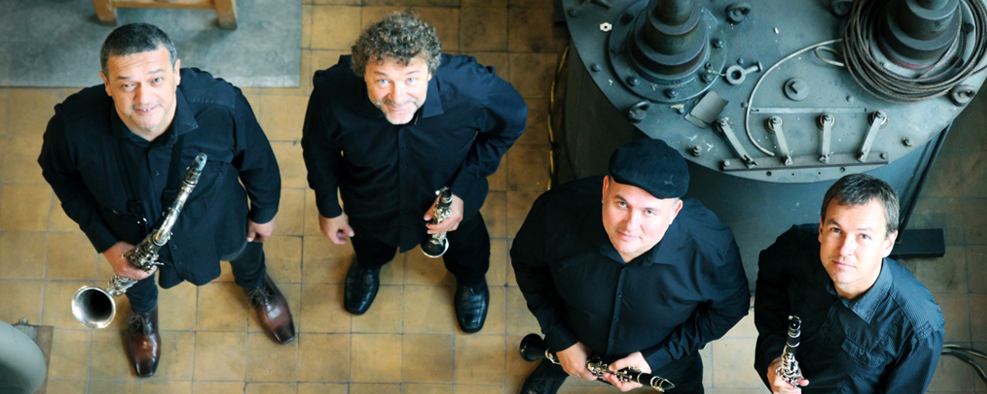 Clarinet Factory lákajú na koncerty novým videom.
