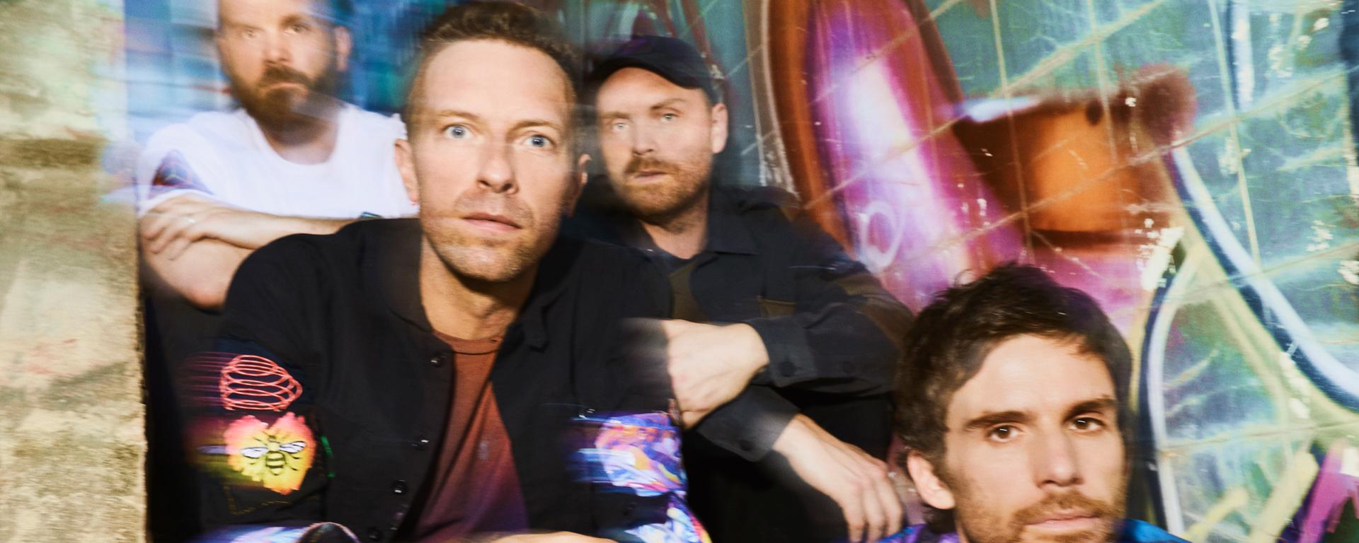 """Coldplay oznámili vydanie nového albumu """"Music Of The Spheres""""."""