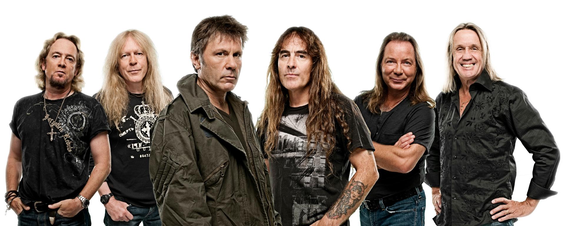 "Iron Maiden zverejnili singel ""The Writing On The Wall."