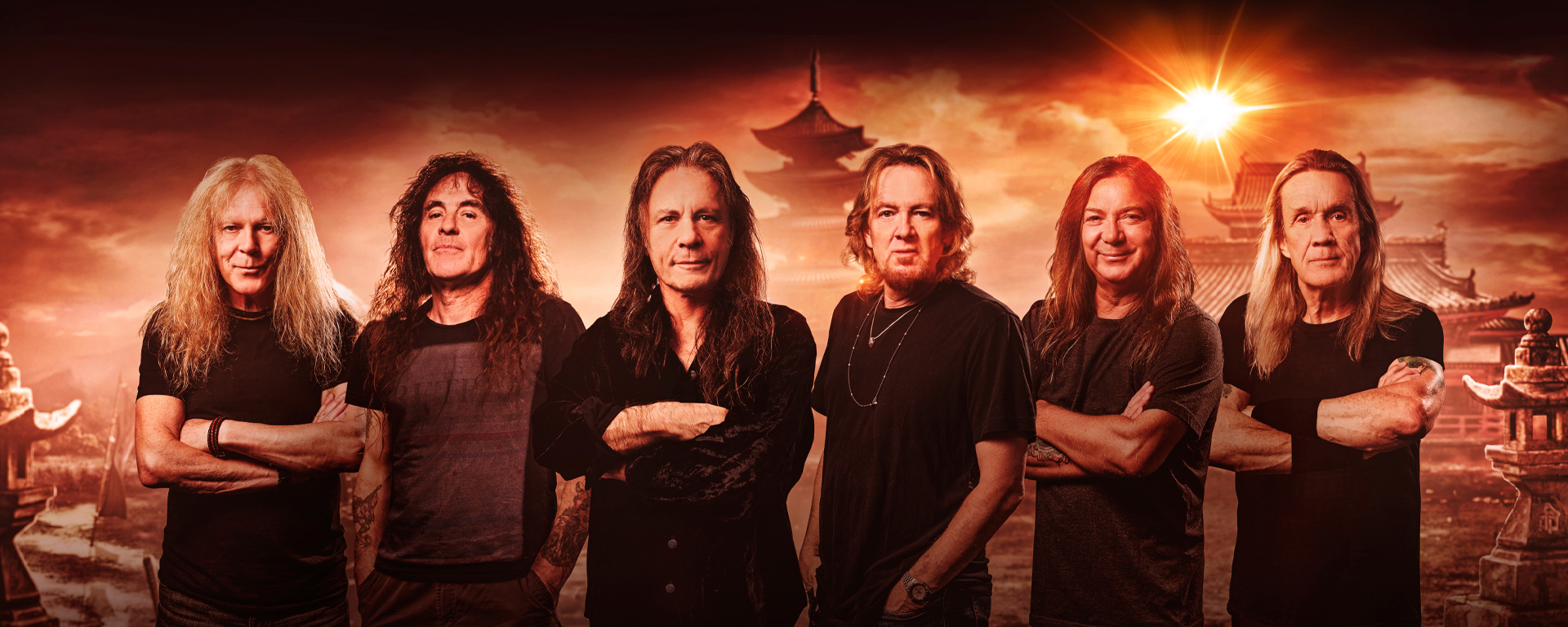 "Iron Maiden oznámili vydanie nového albumu ""Senjutsu""."