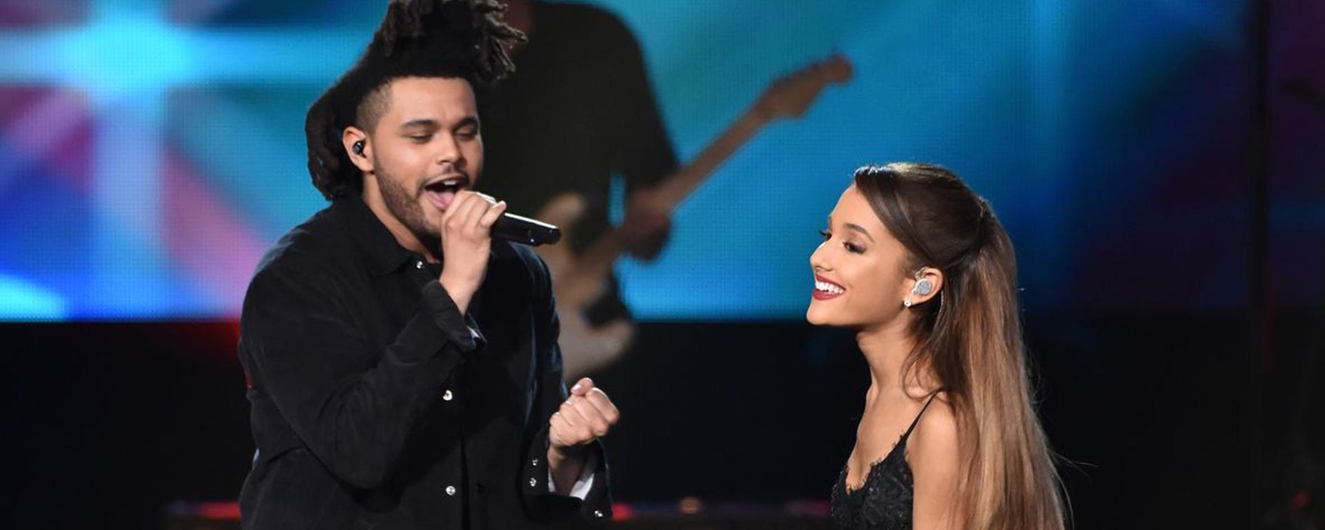 """The Weeknd vydáva novú verziu """"Save Your Tears"""" s Arianou Grande."""