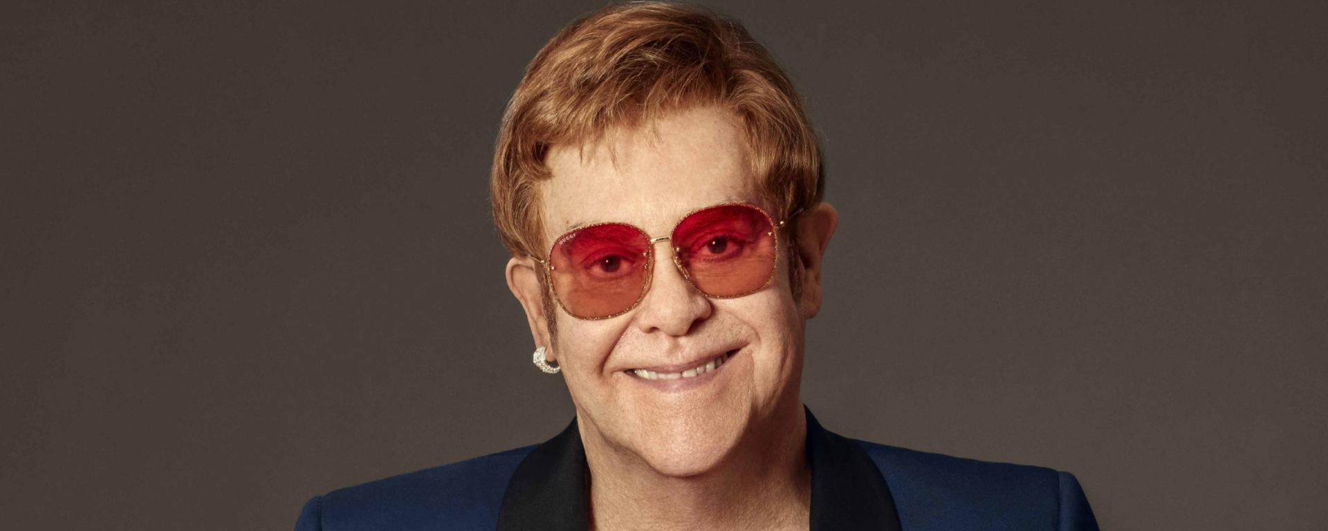 """Elton John oznámil dátum vydania svojho ďalšieho albumu """"The Lockdown Sessions""""!"""