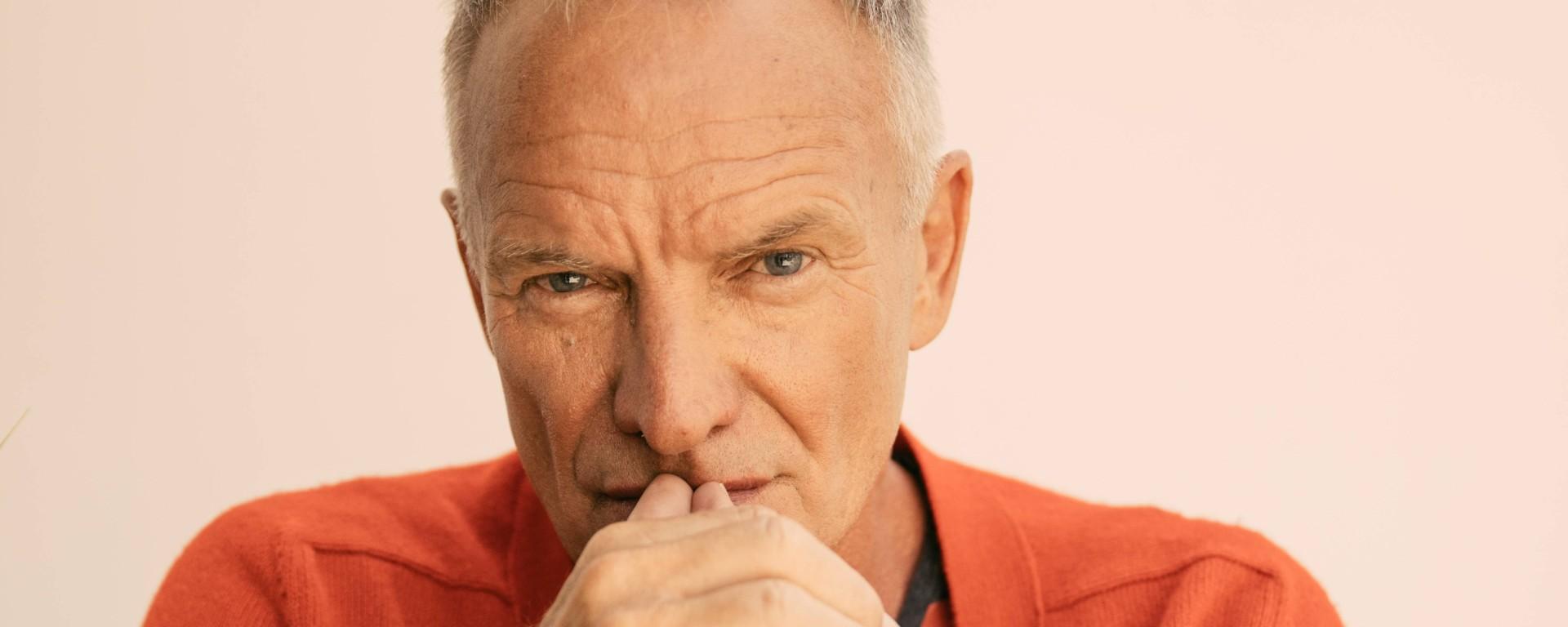 """Sting predstavuje singel """"If It´s Love"""" a oznamuje dátum vydania novej dosky."""