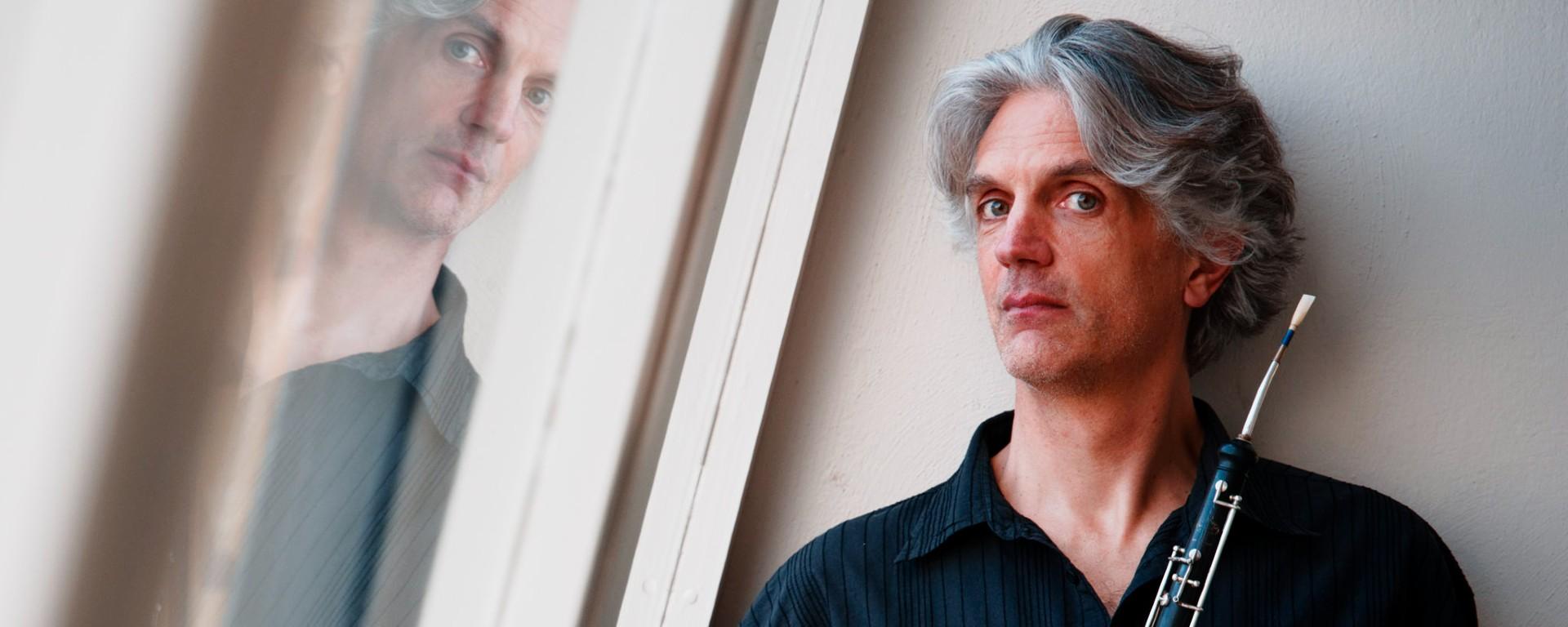 Dominik Wollenweber - Supraphon vydáva album jednému z najlepších svetových hráčov na anglický roh.
